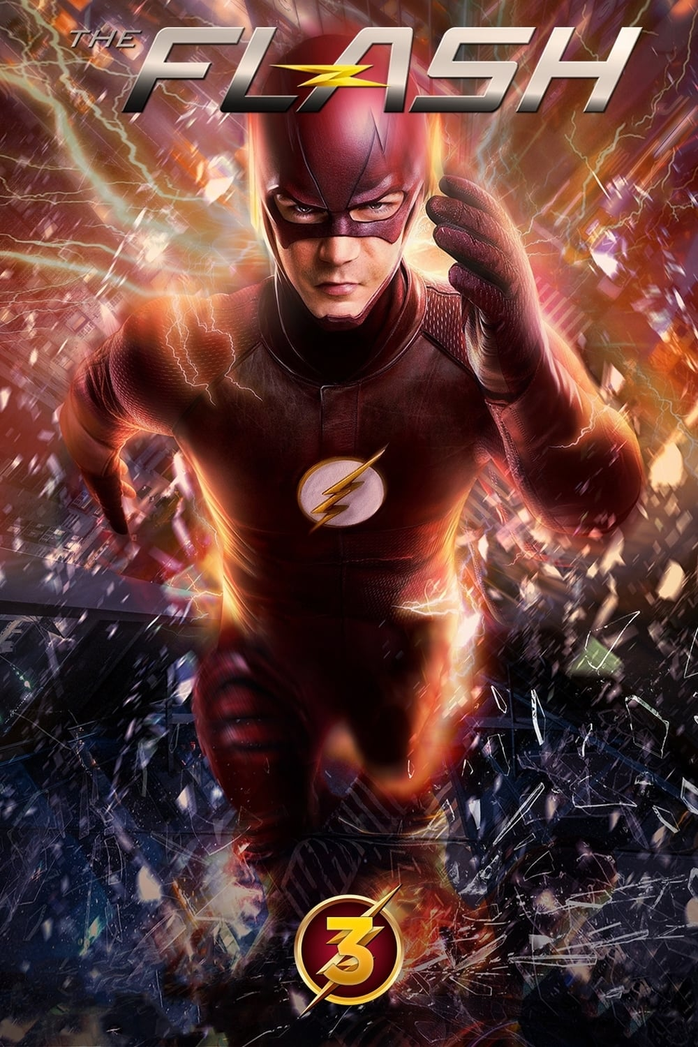 The Flash Season 3 Complete