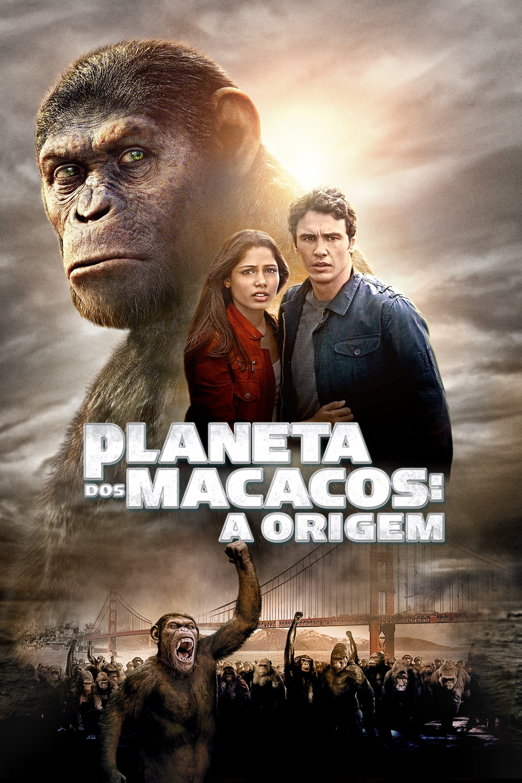 Imagem Planeta dos Macacos: A Origem