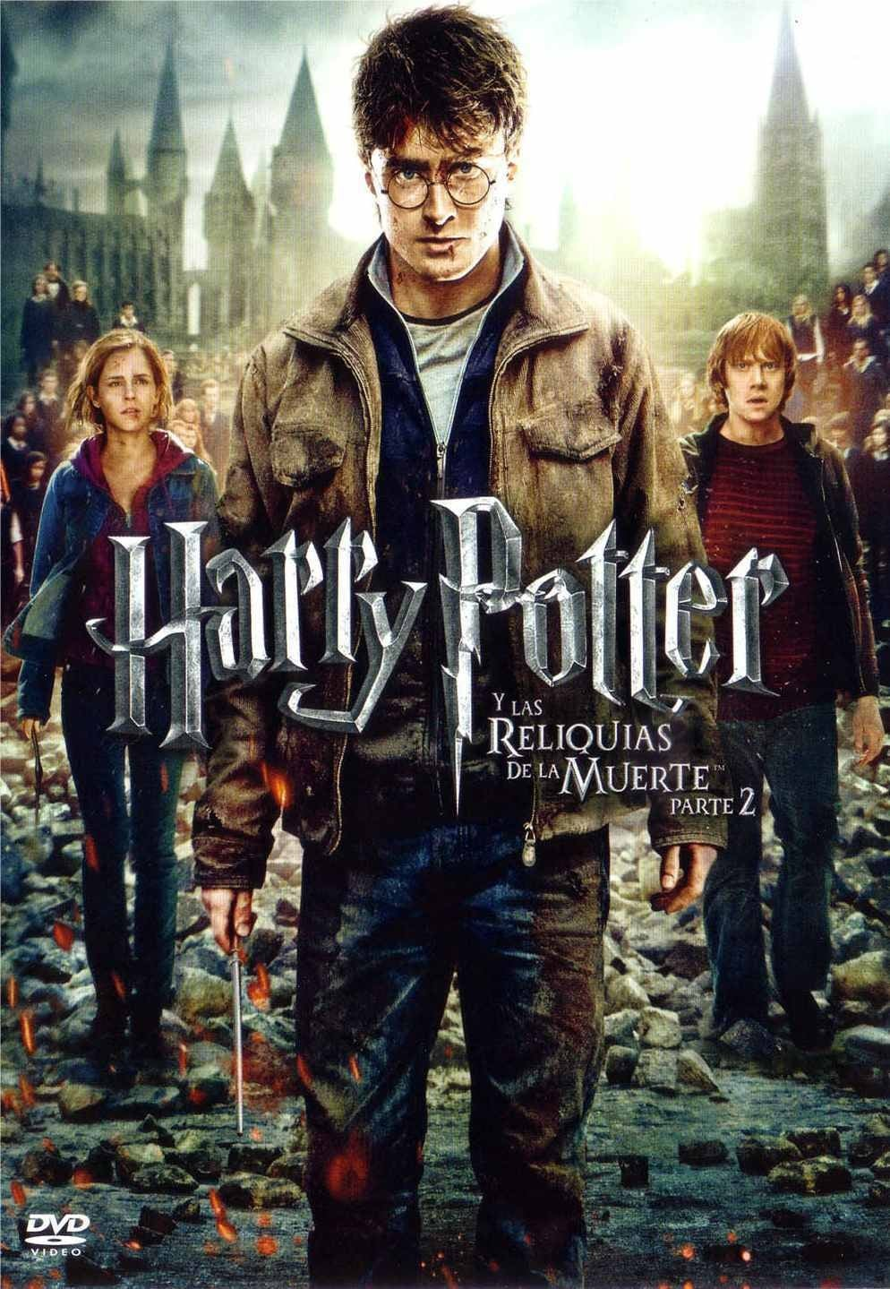 Póster Harry Potter y las Reliquias de la Muerte - Parte II