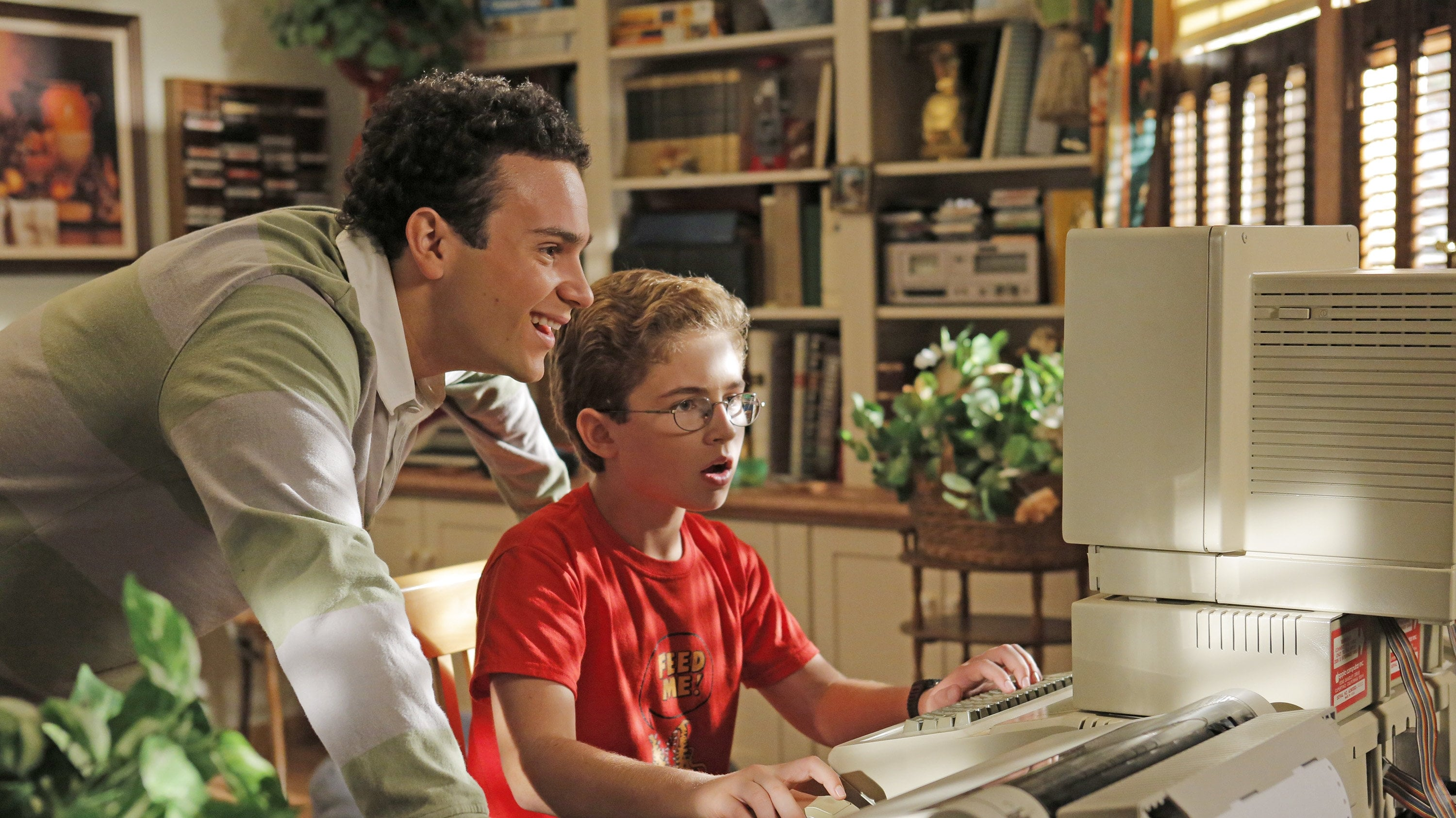 The Goldbergs Season 2 :Episode 4  Shall We Play a Game?