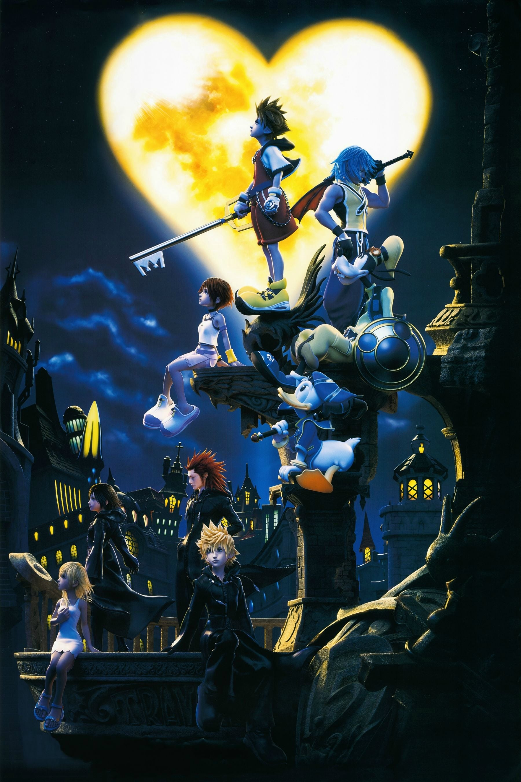 Ver Kingdom Hearts Online HD Español ()
