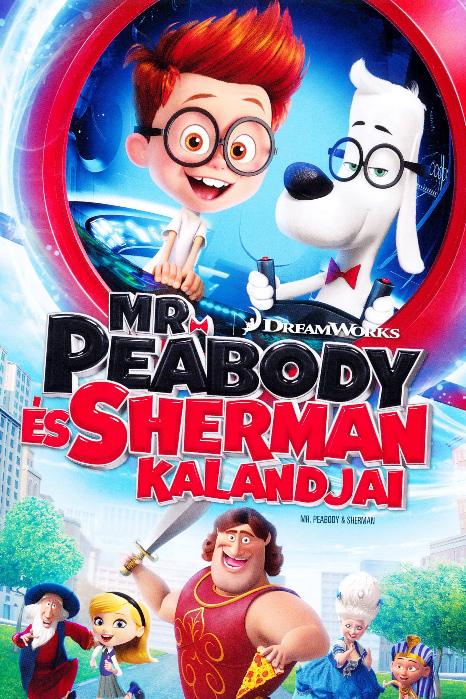 Mr. Peabody & Sherman Stream