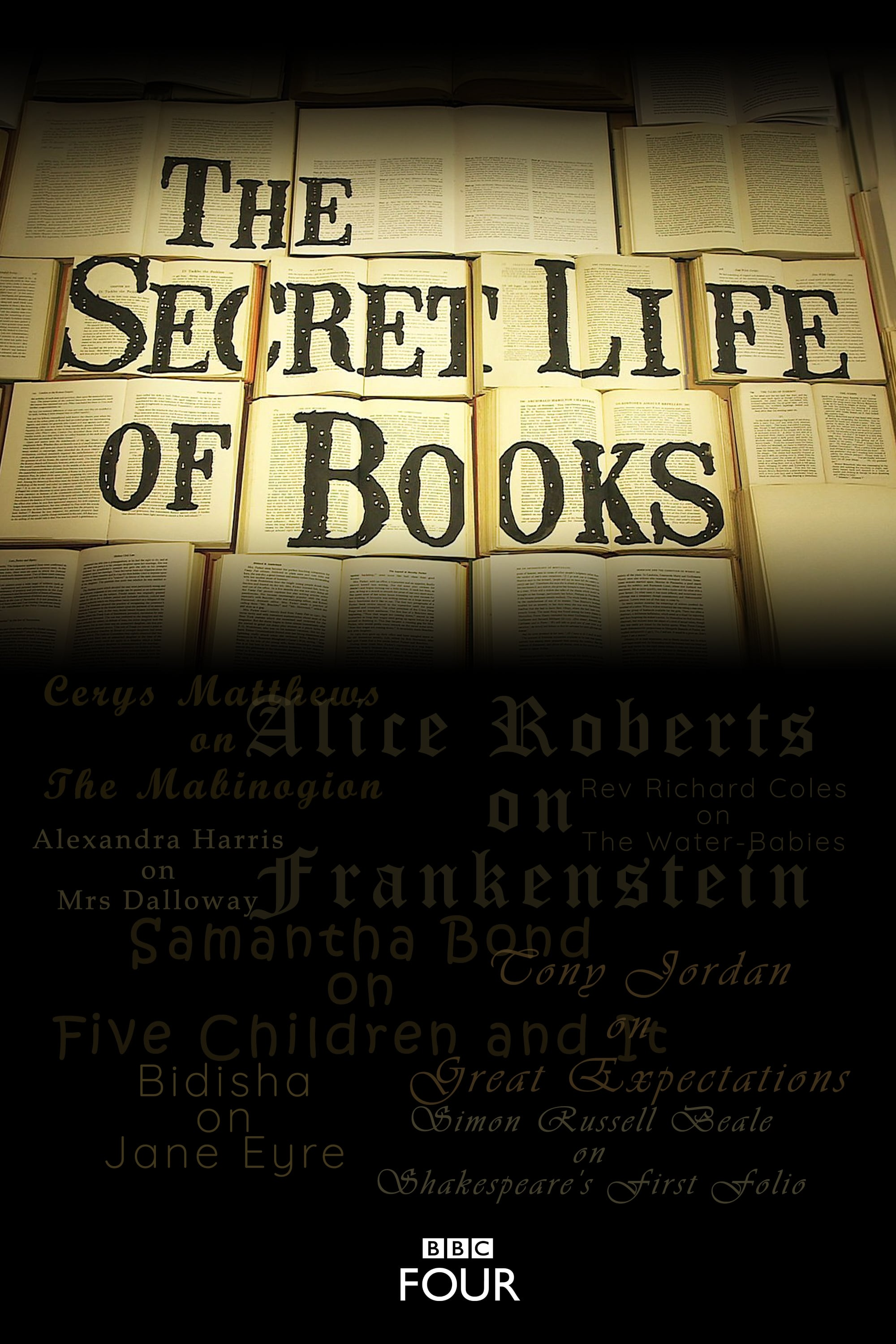 The Secret Life of Books (2014)