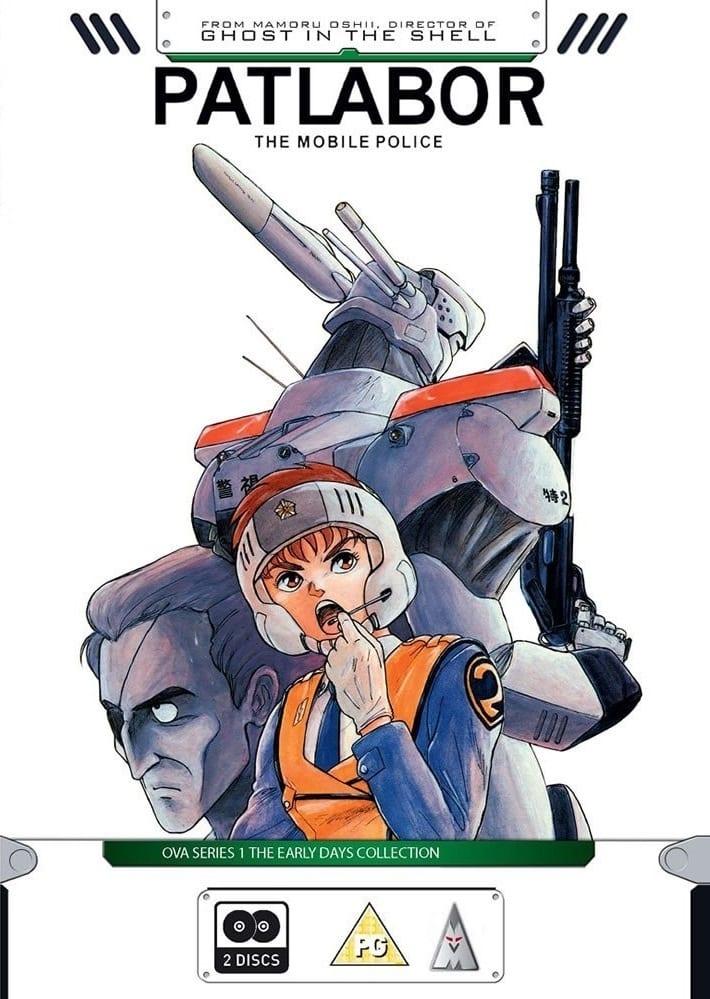 Nonton anime Kidou Keisatsu Patlabor: On Television Sub Indo