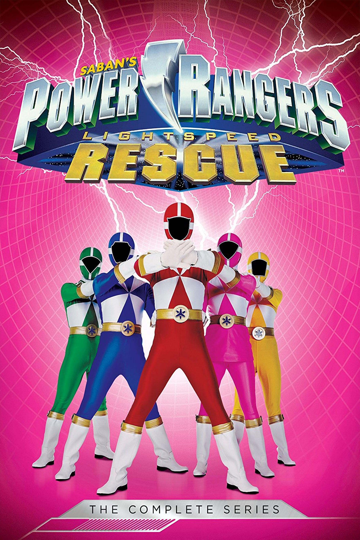 Power Rangers Season 8