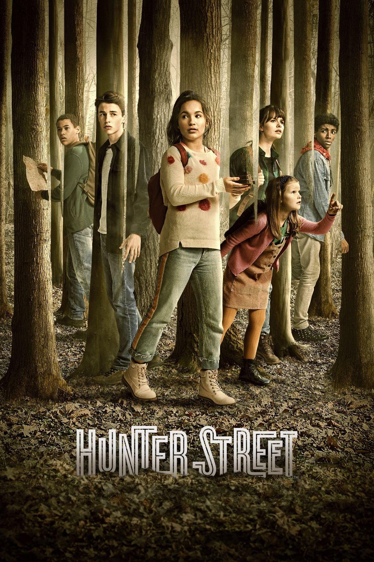 Hunter Street Season 3