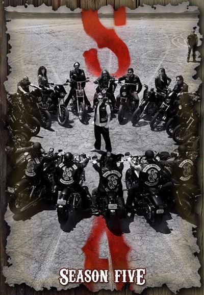 Baixar Sons of Anarchy 5ª Temporada Via Torrent