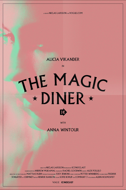 The Magic Diner (2015)