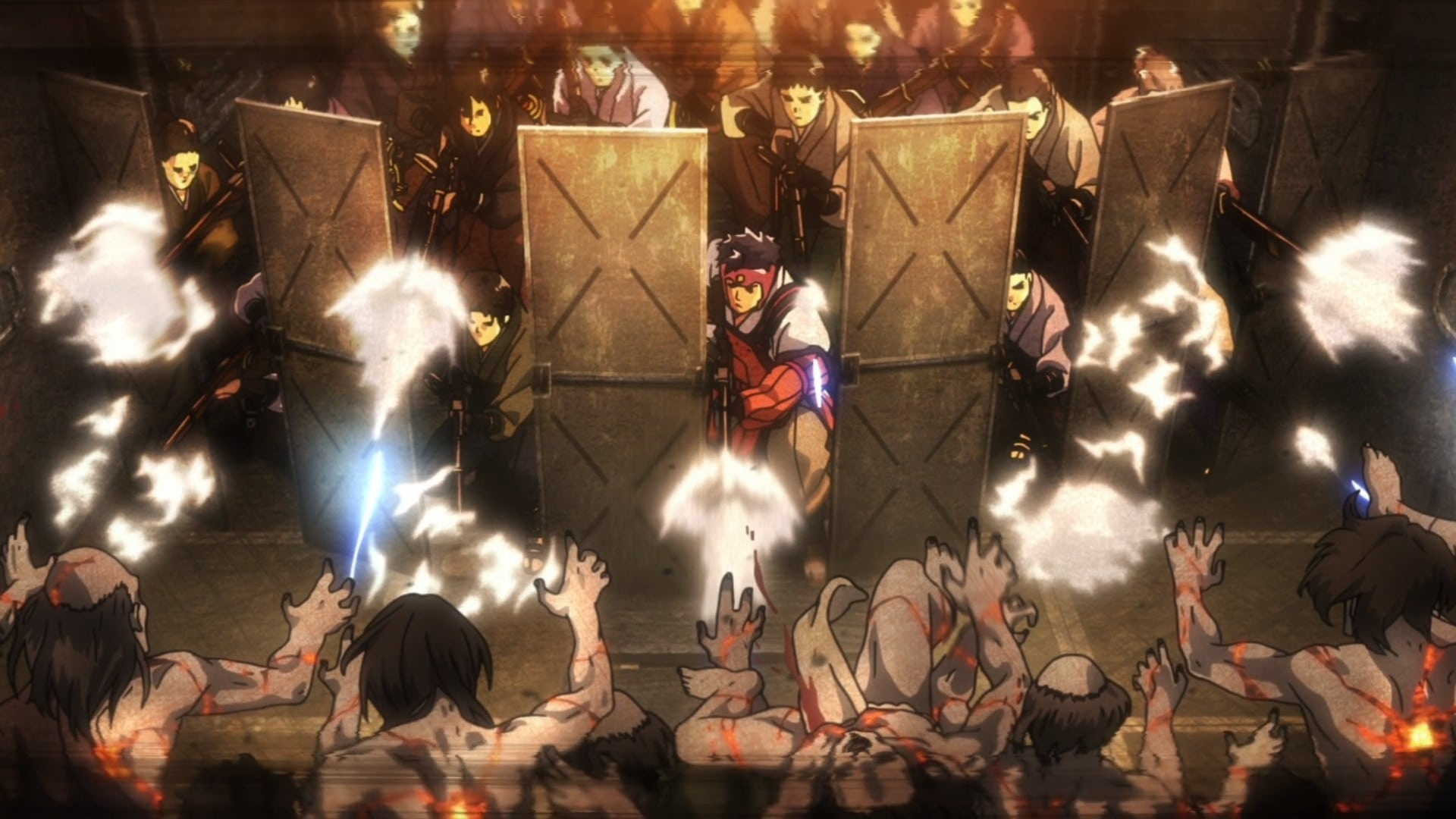 Ninelie  Kabaneri of the Iron Fortress ED piano  YouTube