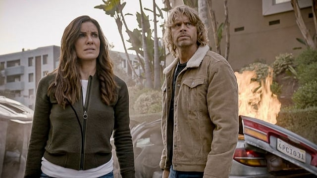 NCIS: Los Angeles Season 11 :Episode 14  Commitment Issues