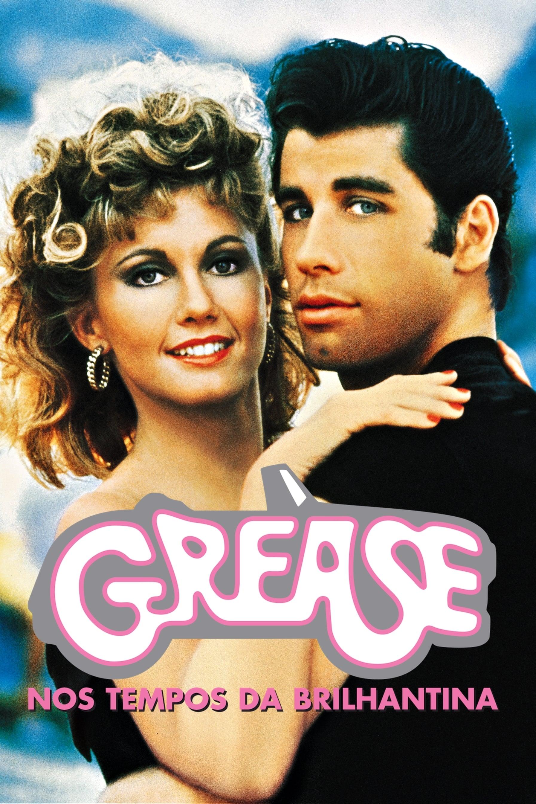 Grease – Nos Tempos da Brilhantina Dublado