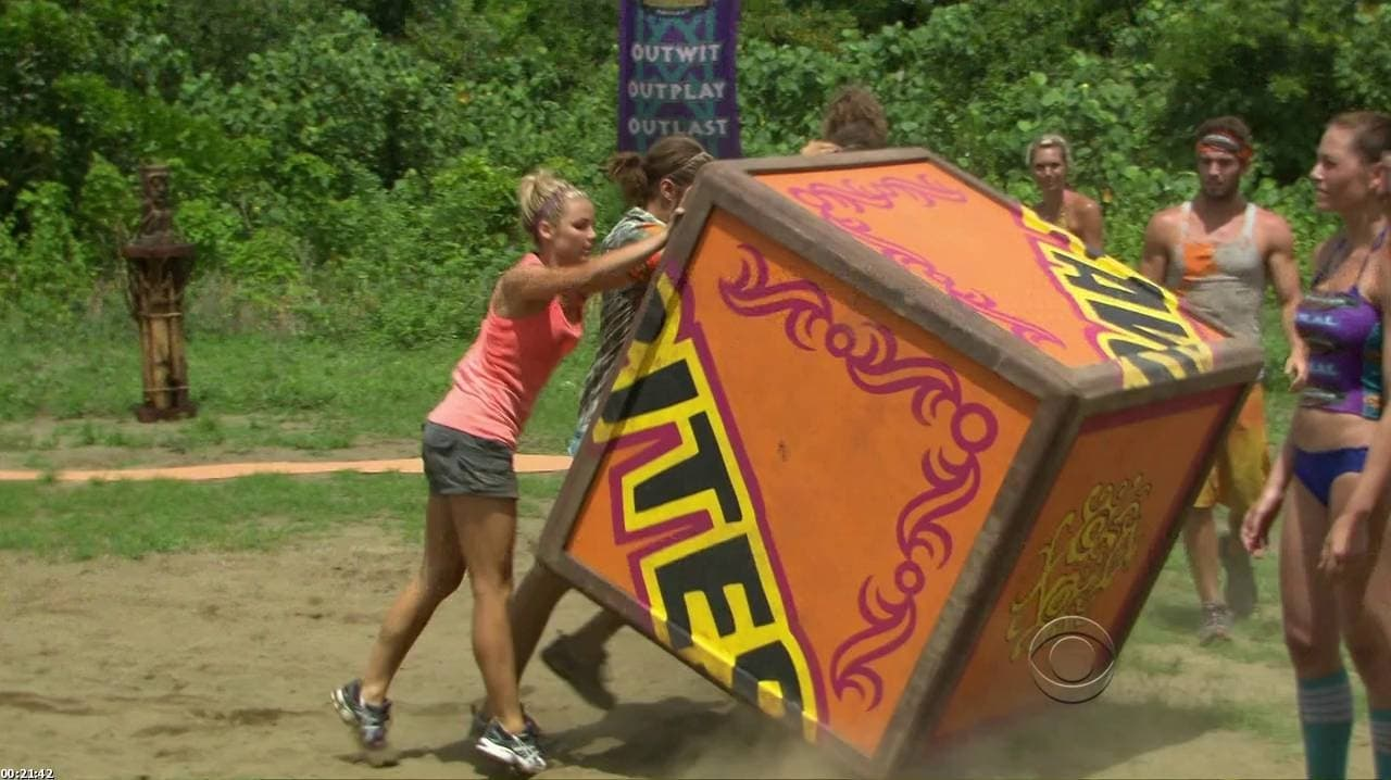 Survivor Season 26 :Episode 6  Operation Thunder Dome