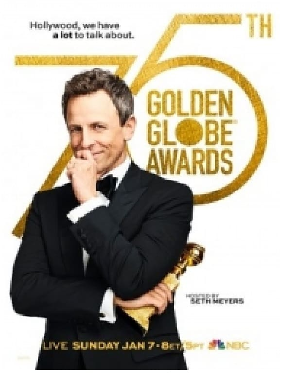 Ver The 75th Golden Globe Awards Online HD Español (2018)