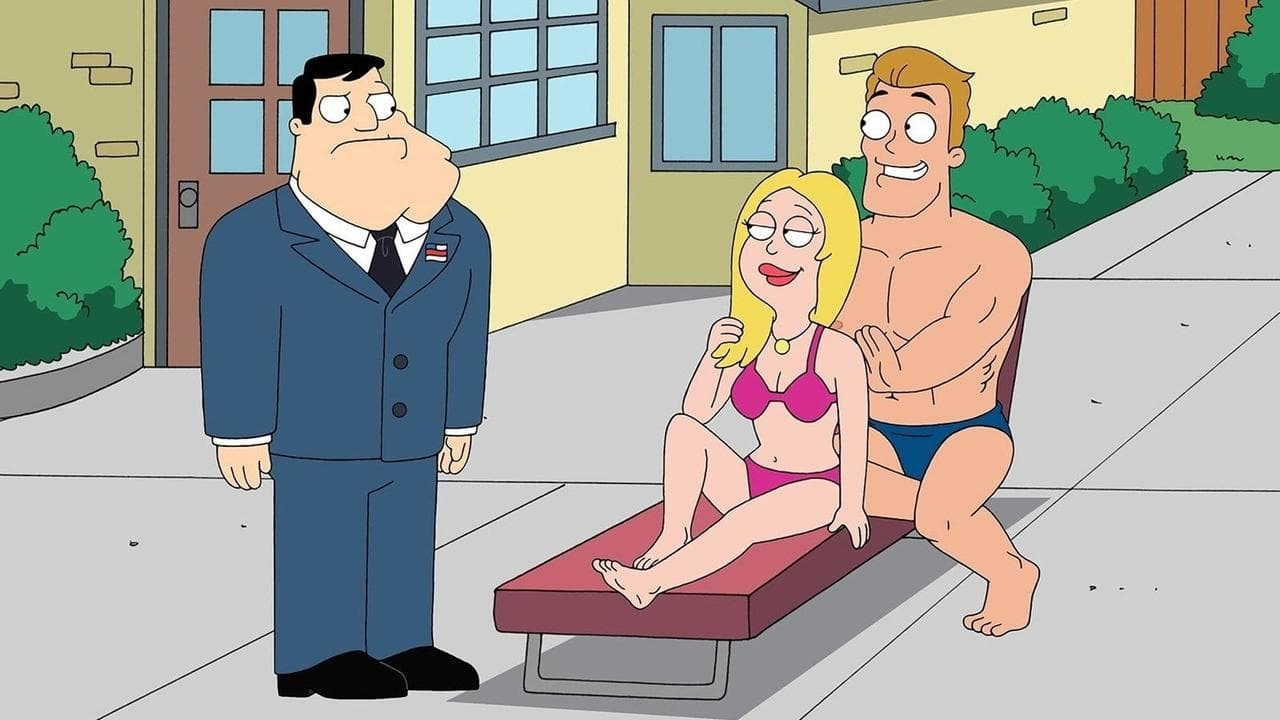 American Dad! Season 5 :Episode 15  Wife Insurance