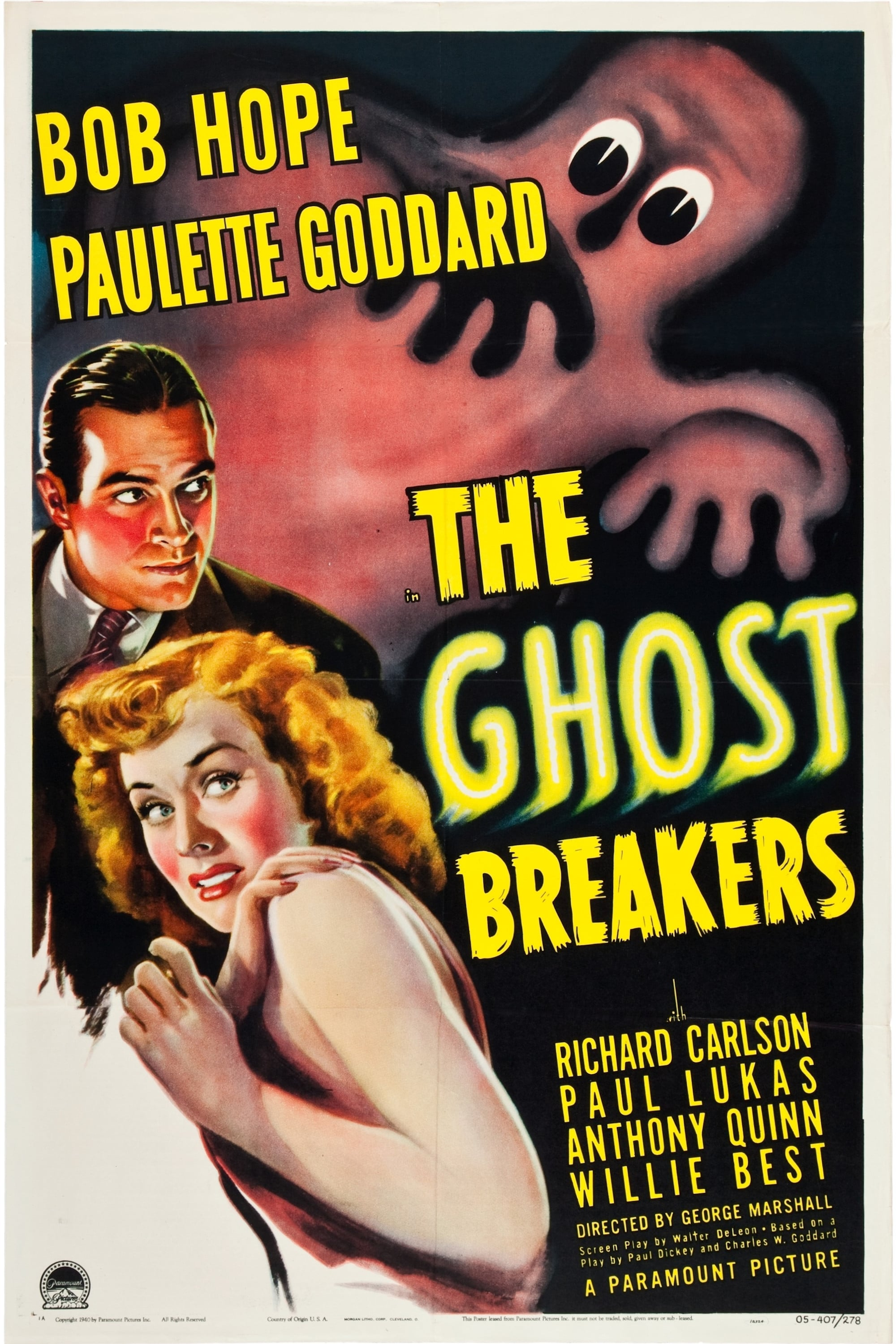 The Ghost Breakers