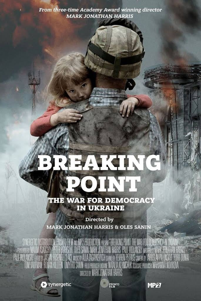 Breaking Point: The War for Democracy in Ukraine (2017)