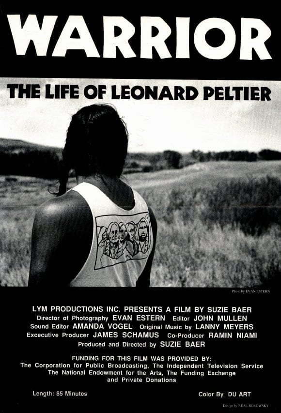 Ver Warrior: The Life of Leonard Peltier Online HD Español (1992)