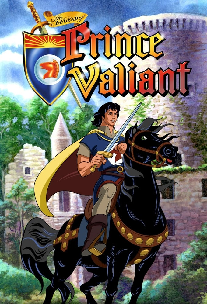 The Legend of Prince Valiant (1991)
