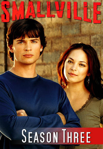 Smallville 3ª Temporada Dublado Torrent Downlaod Bluray 720p (2003)