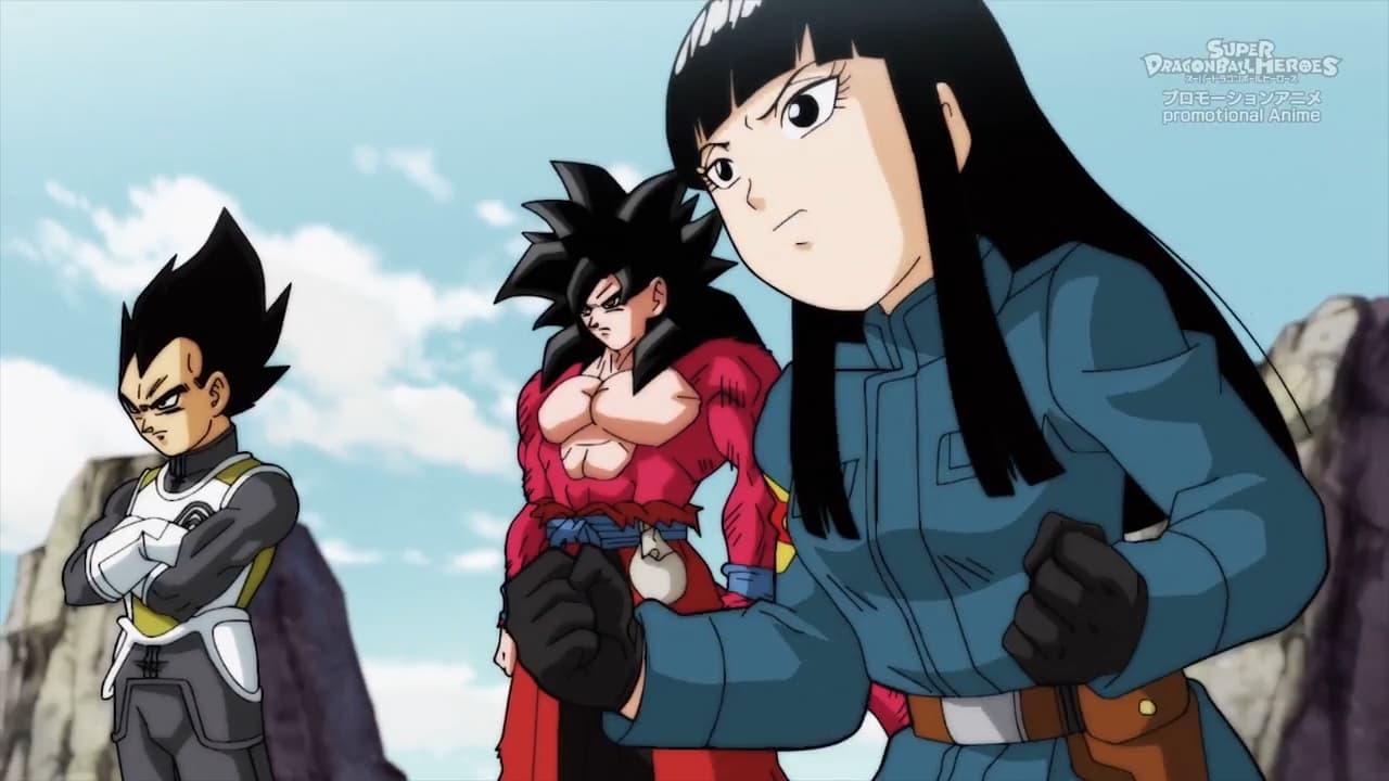 Super Dragon Ball Heroes Season 1 :Episode 1  Goku vs. Goku! A Transcendent Battle Begins on the Prison Planet!