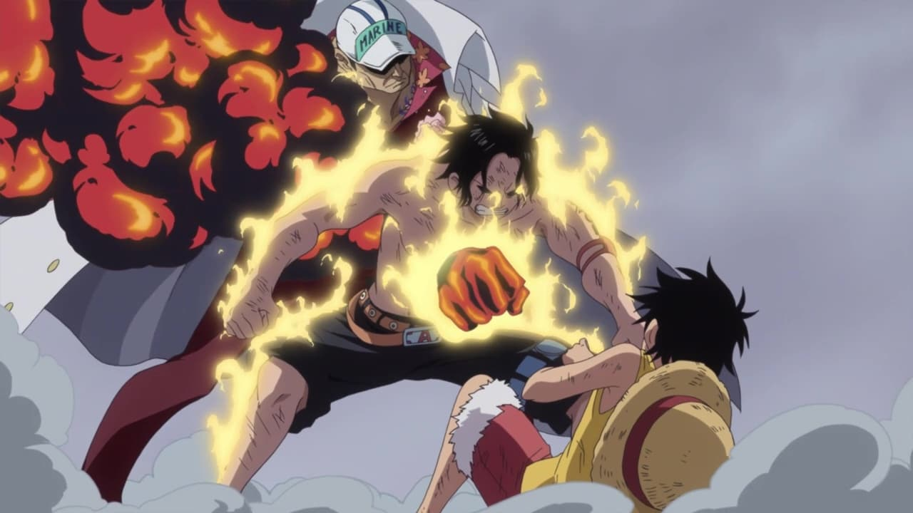 One Piece Season 20 :Episode 882  The Summit War - Pirate King's Inherited Will