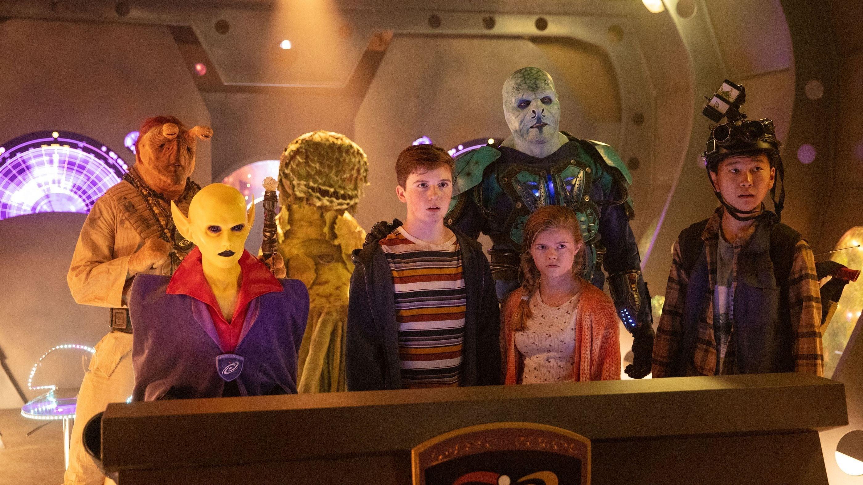 Watch (~Full~) Aliens Stole My Body (2020) Movie ~ Online HD1080p