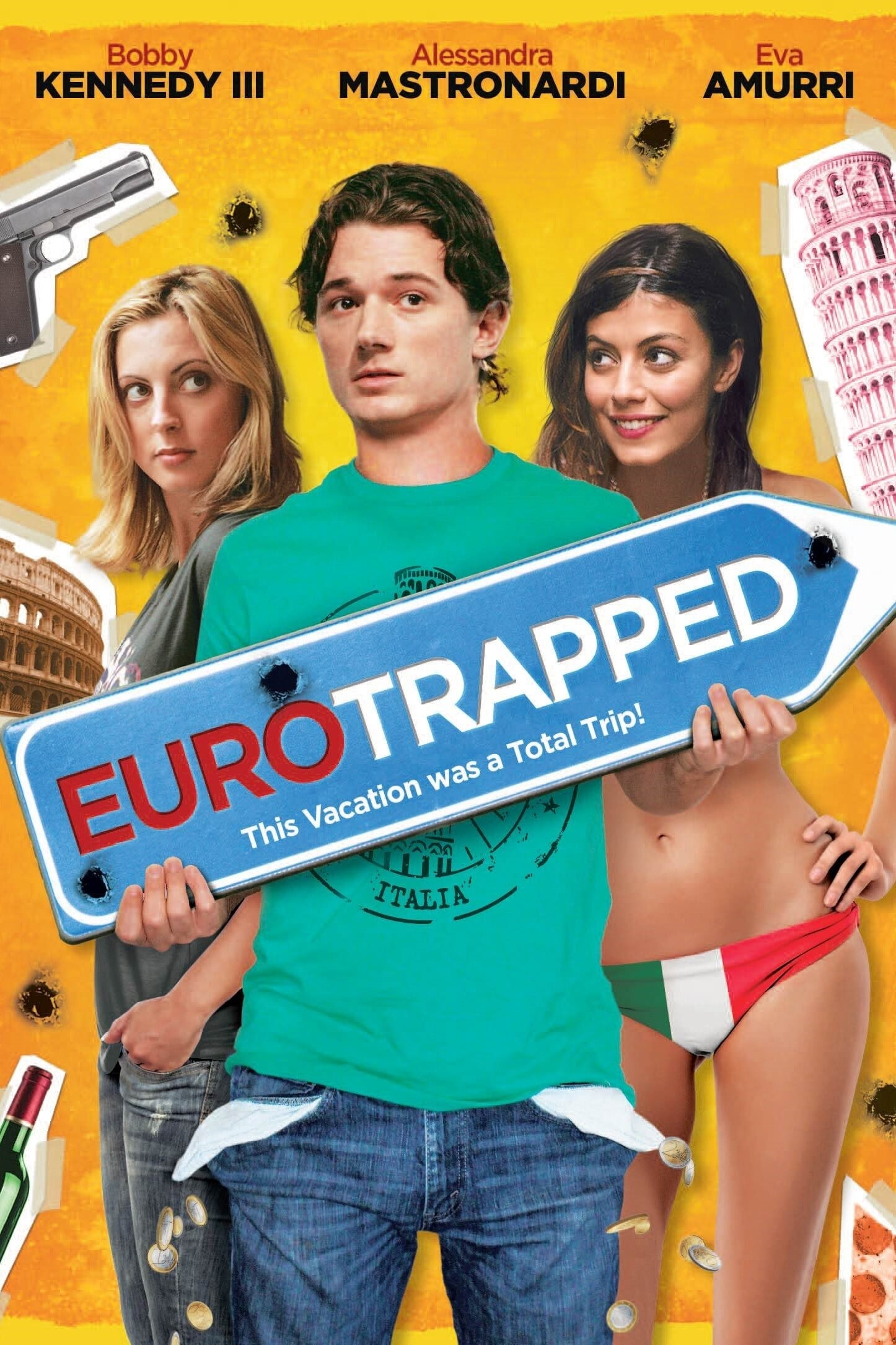 Euro Trapped on FREECABLE TV