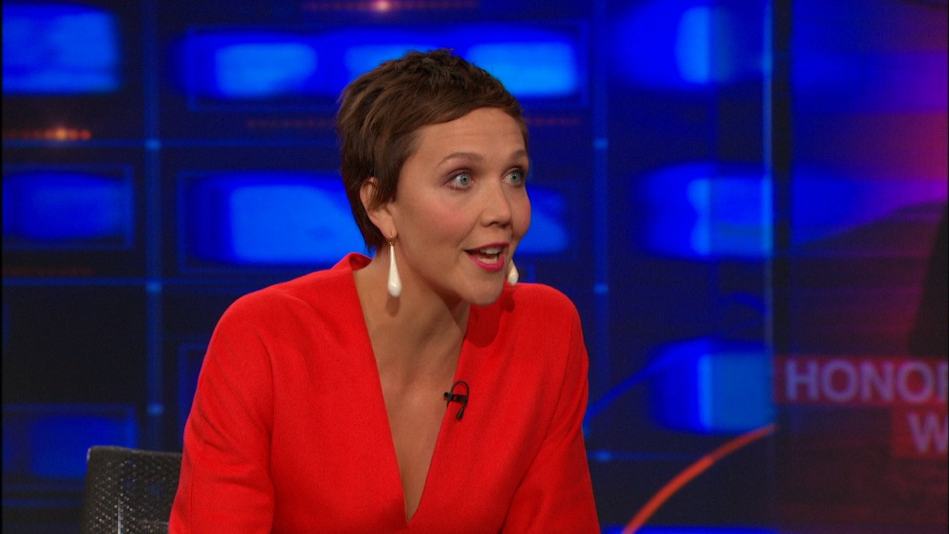 The Daily Show with Trevor Noah Season 19 :Episode 137  Maggie Gyllenhaal