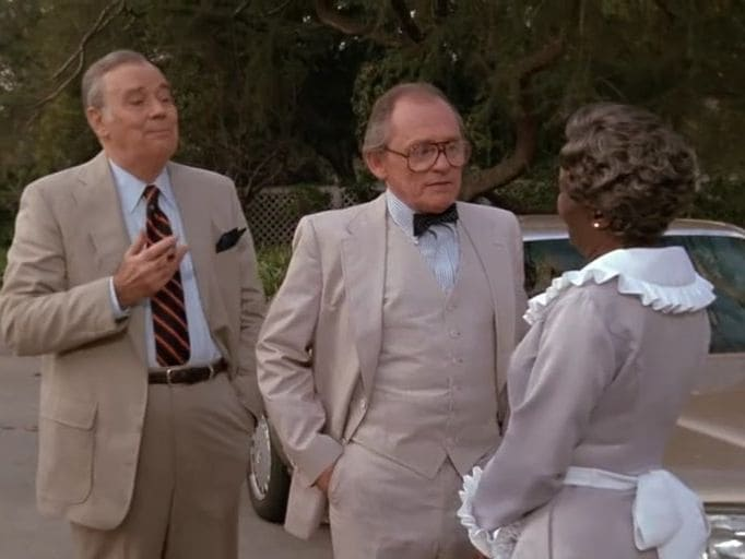 Murder, She Wrote Season 4 :Episode 15  Mourning Among the Wisterias