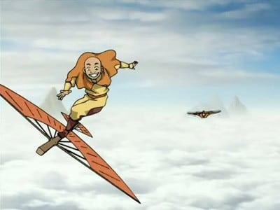 Avatar - Der Herr der Elemente Season 3 :Episode 6  Das Vermächtnis