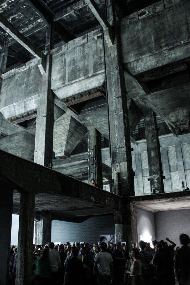 Party auf dem Todesstreifen – Soundtrack der Wende (2014)