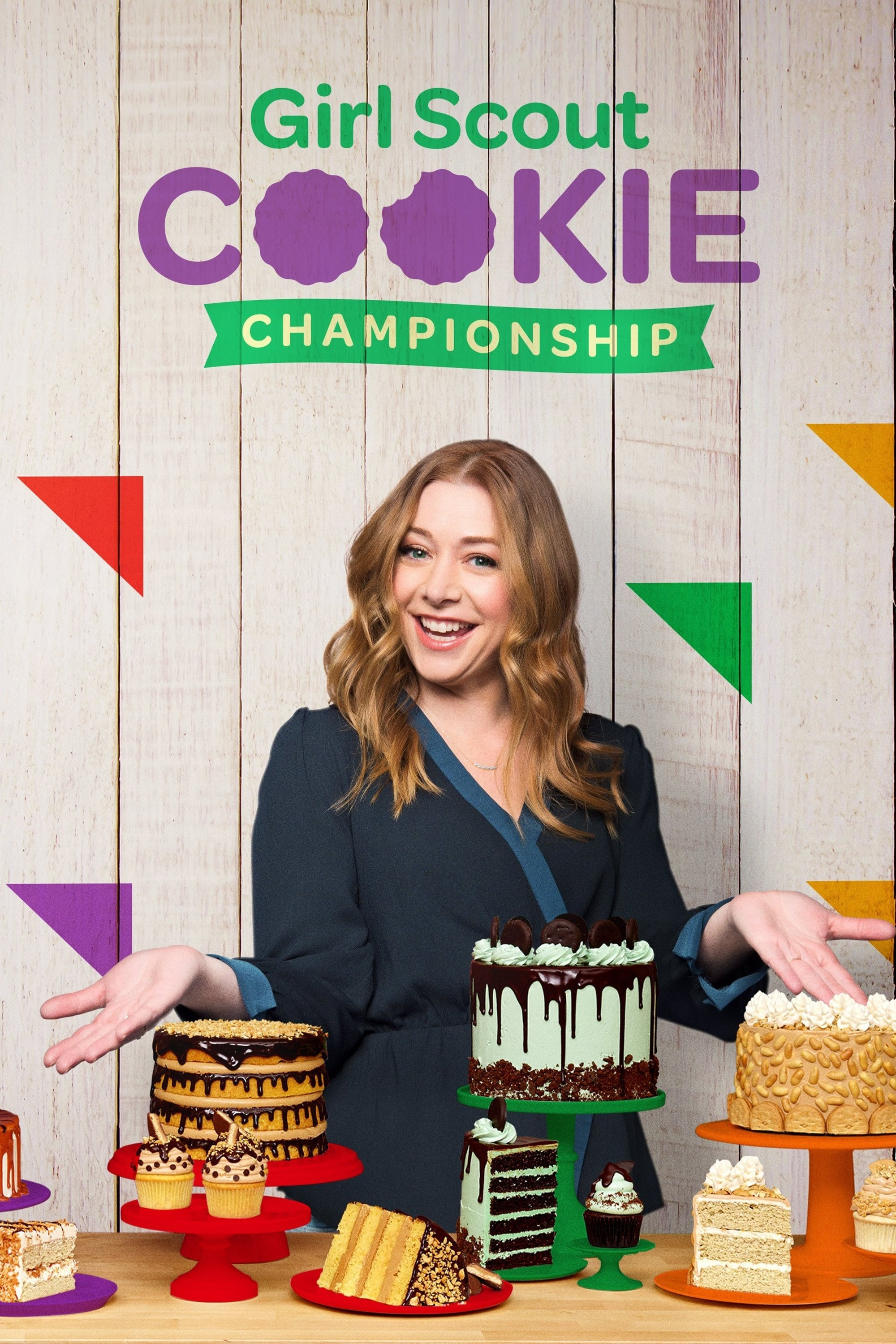 Girl Scout Cookie Championship TV Shows About Baking
