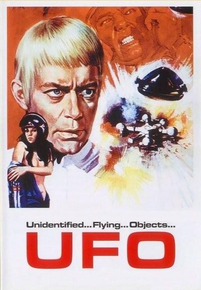 UFO (TV Series 1970-1973) - Posters — The Movie Database (TMDb)