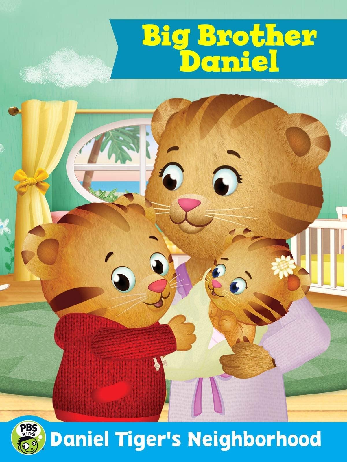Daniel Tiger's Neighborhood: Big Brother Daniel (2017)