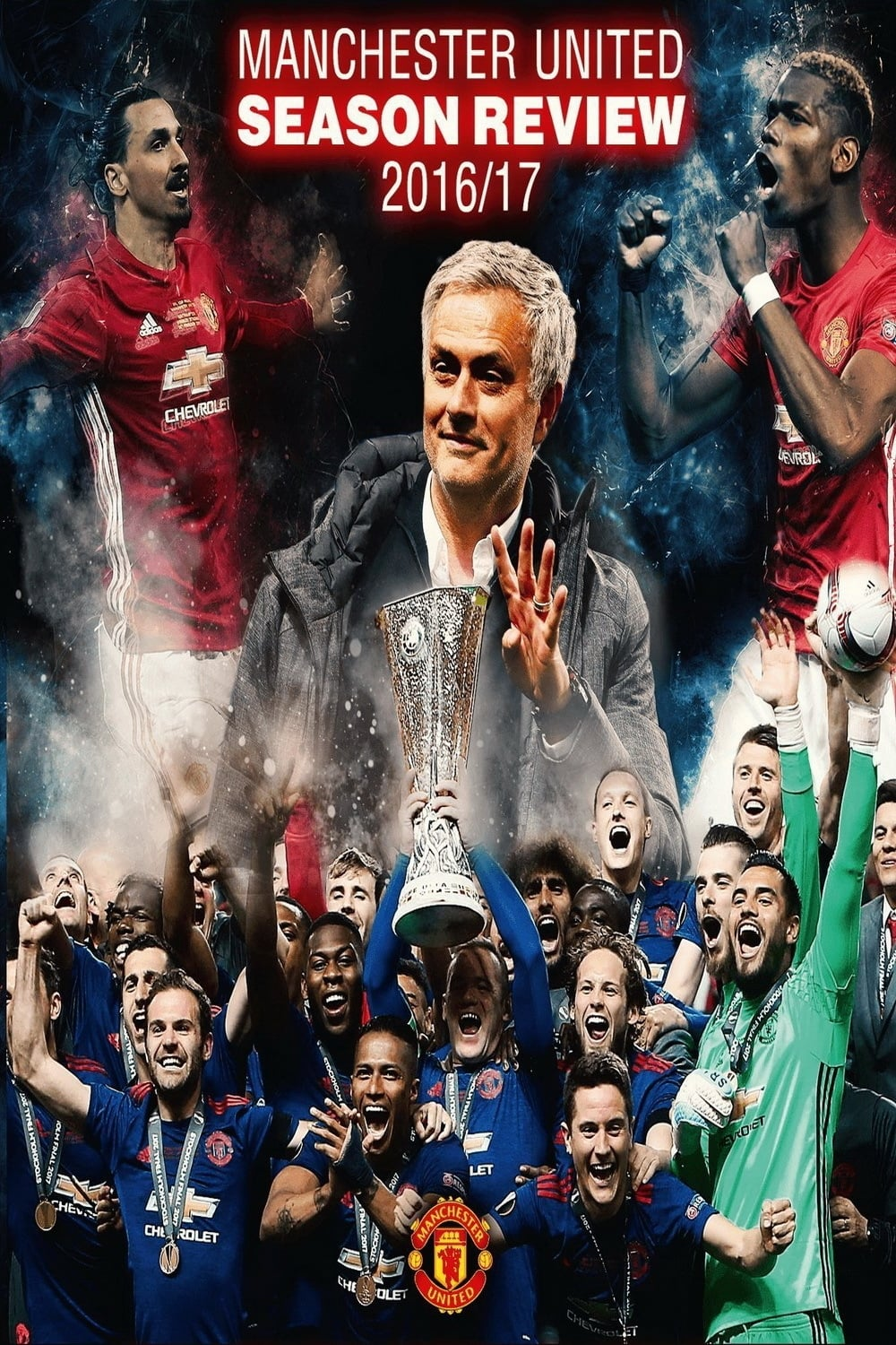 Manchester United Season Review 2016-2017 (2017)