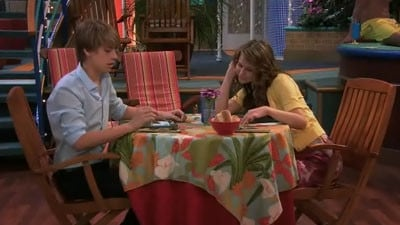 The Suite Life on Deck Season 3 :Episode 13  My Sister's Keeper