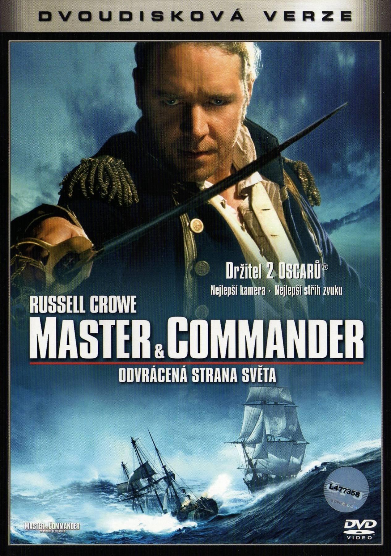 Master And Commander Stream