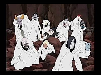 Naruto Shippūden Season 1 :Episode 26  Puppet Fight: 10 vs. 100!