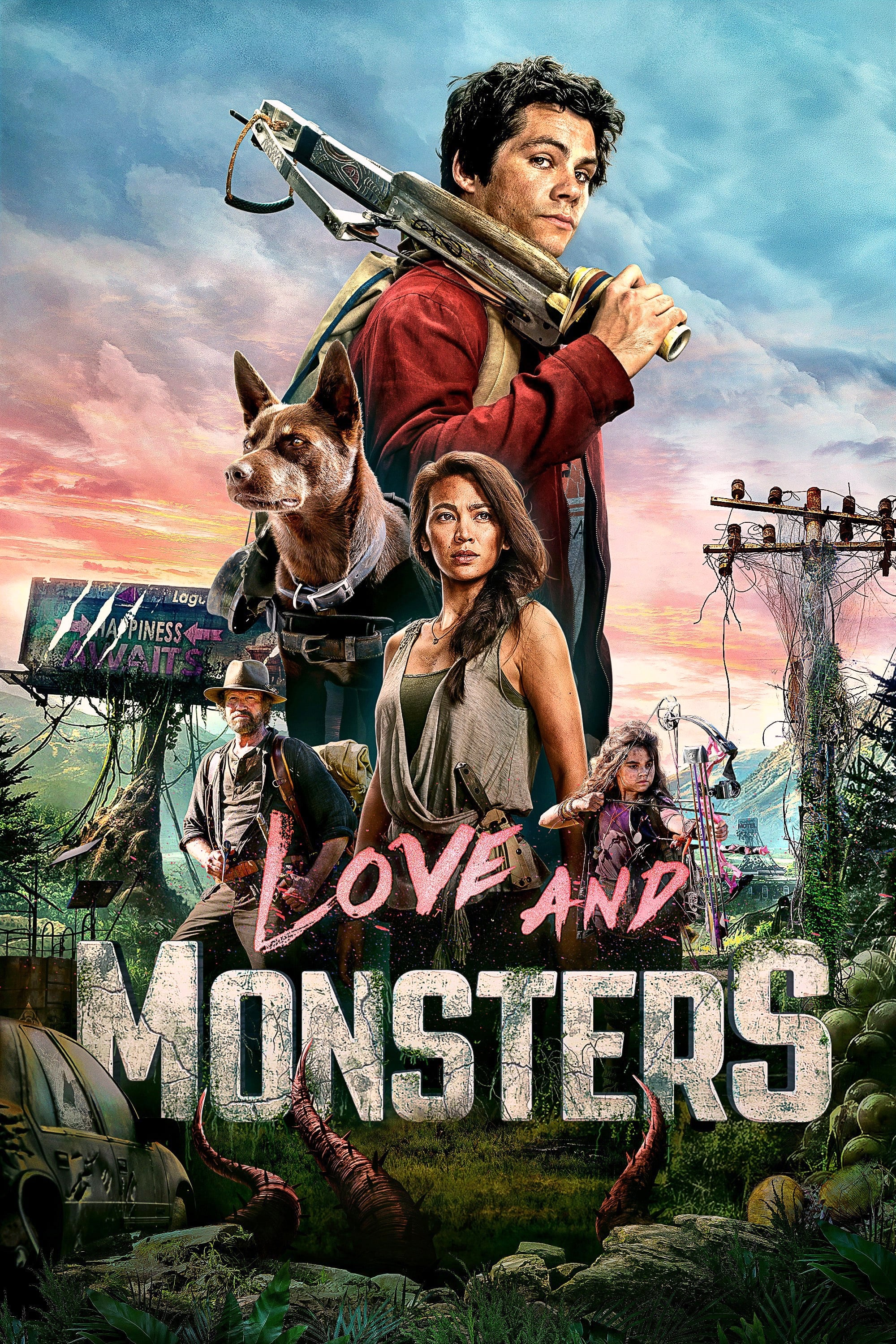 Watch Love and Monsters Online