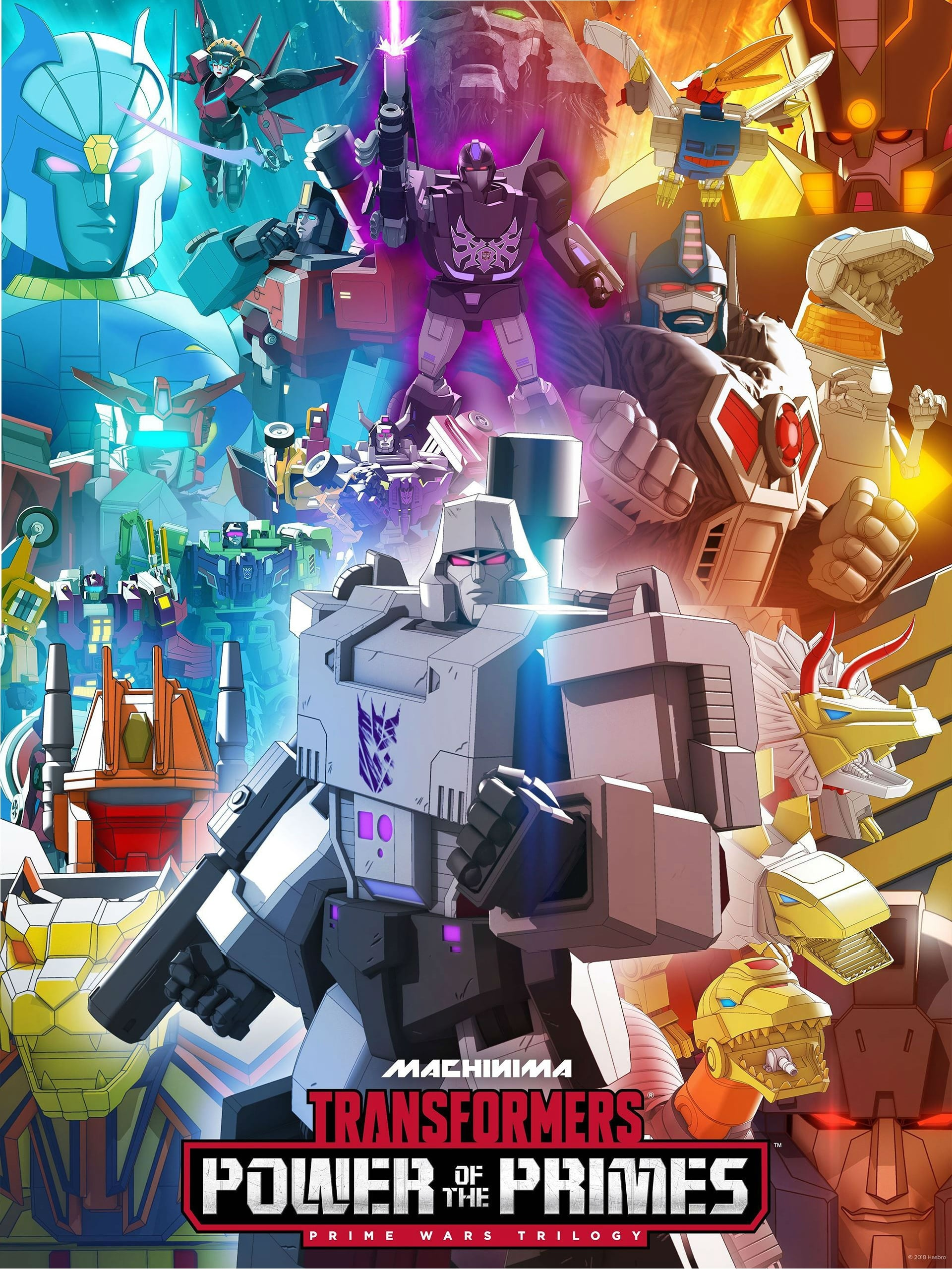 Transformers: Power of the Primes (1970)