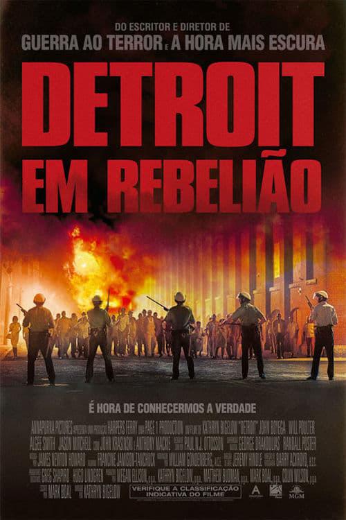Detroit em Rebelião Legendado