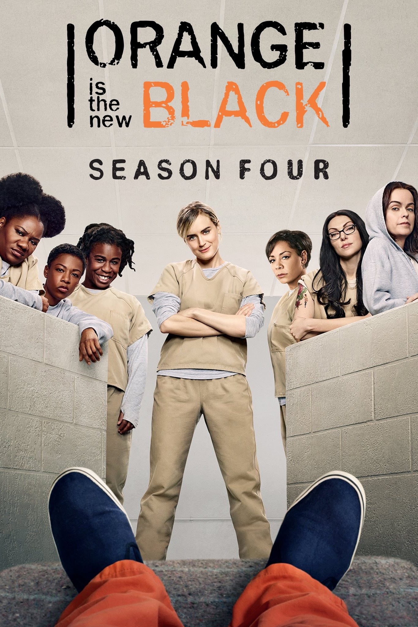 Baixar Orange Is the New Black 4ª Temporada Dublado via Torrent