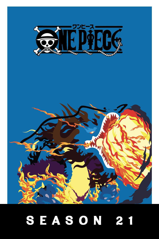 One Piece Season 21