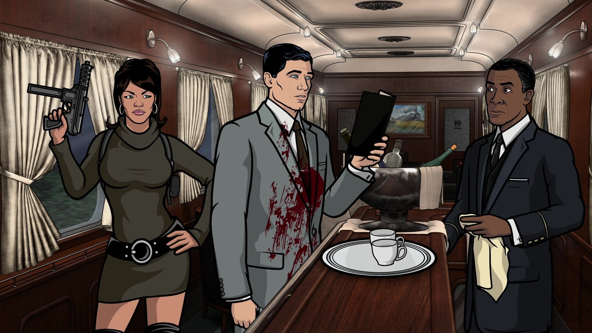 Archer Season 3 :Episode 3  The Limited