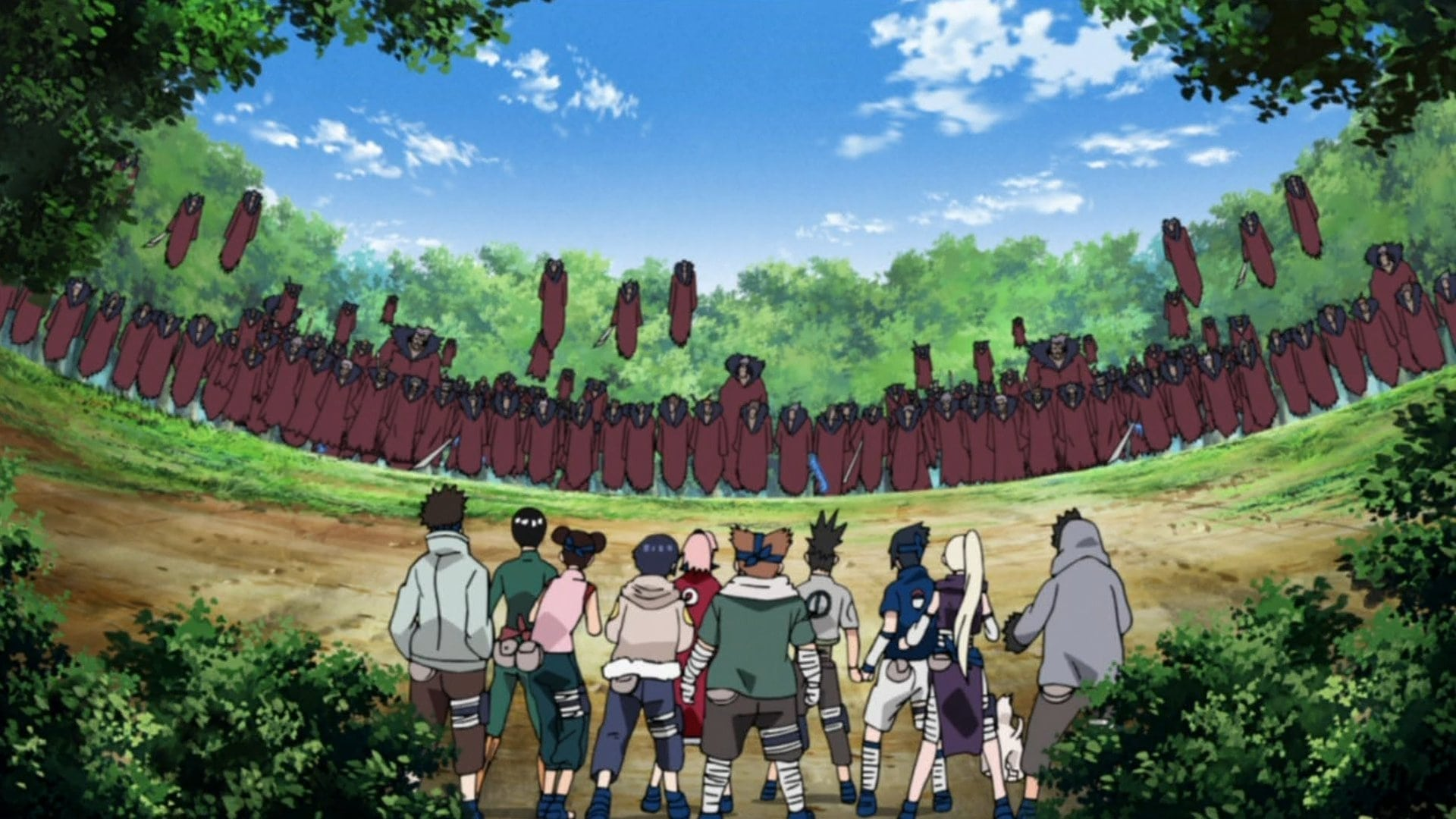 Naruto Shippūden Season 20 :Episode 438  The Rules or a Comrade?