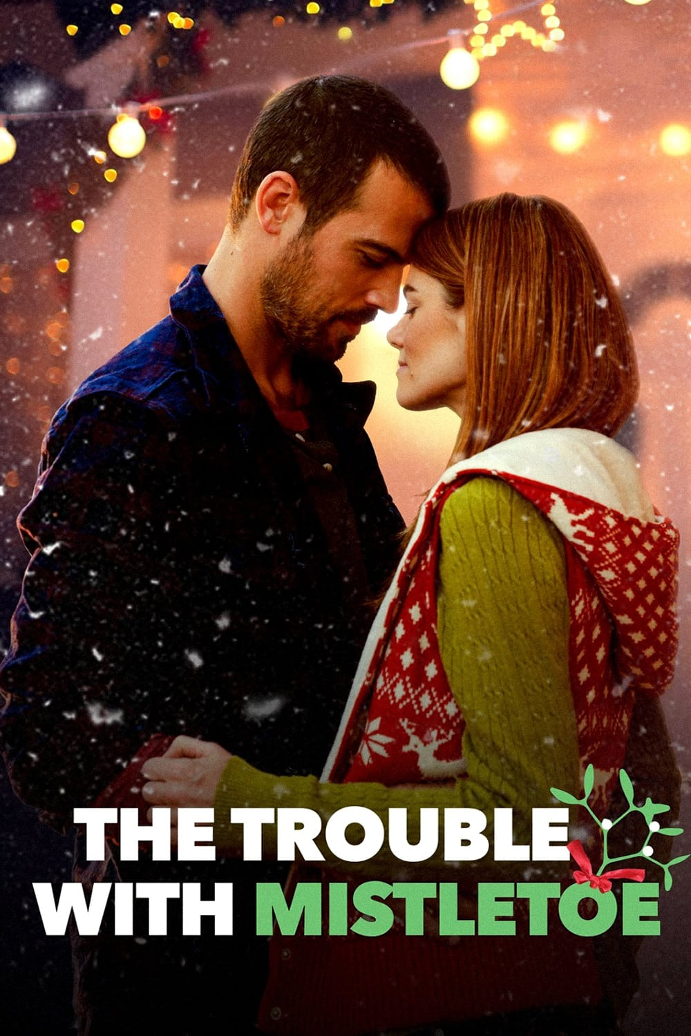 Image The Trouble with Mistletoe