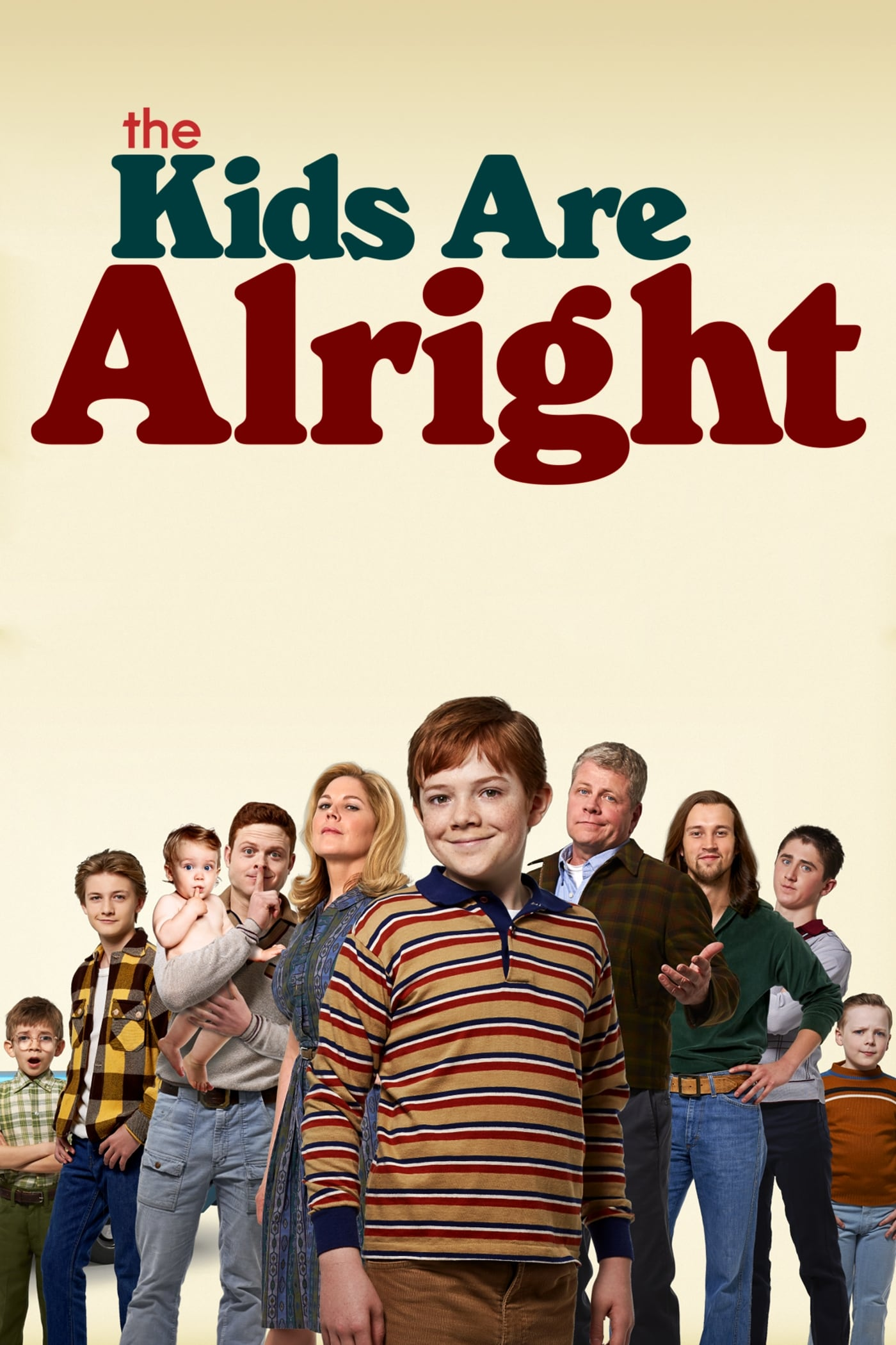 The Kids Are Alright – Todas as Temporadas Dublado / Legendado (2018)