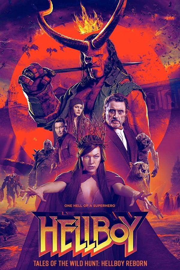 Tales of the Wild Hunt: Hellboy Reborn (2019)