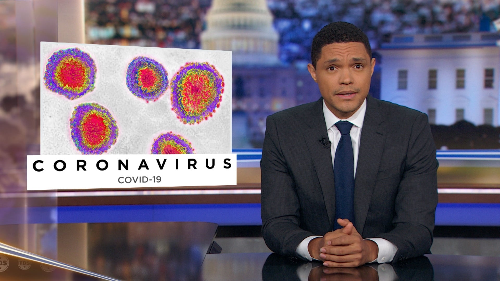 The Daily Show with Trevor Noah Season 25 :Episode 67  Jessie Reyez