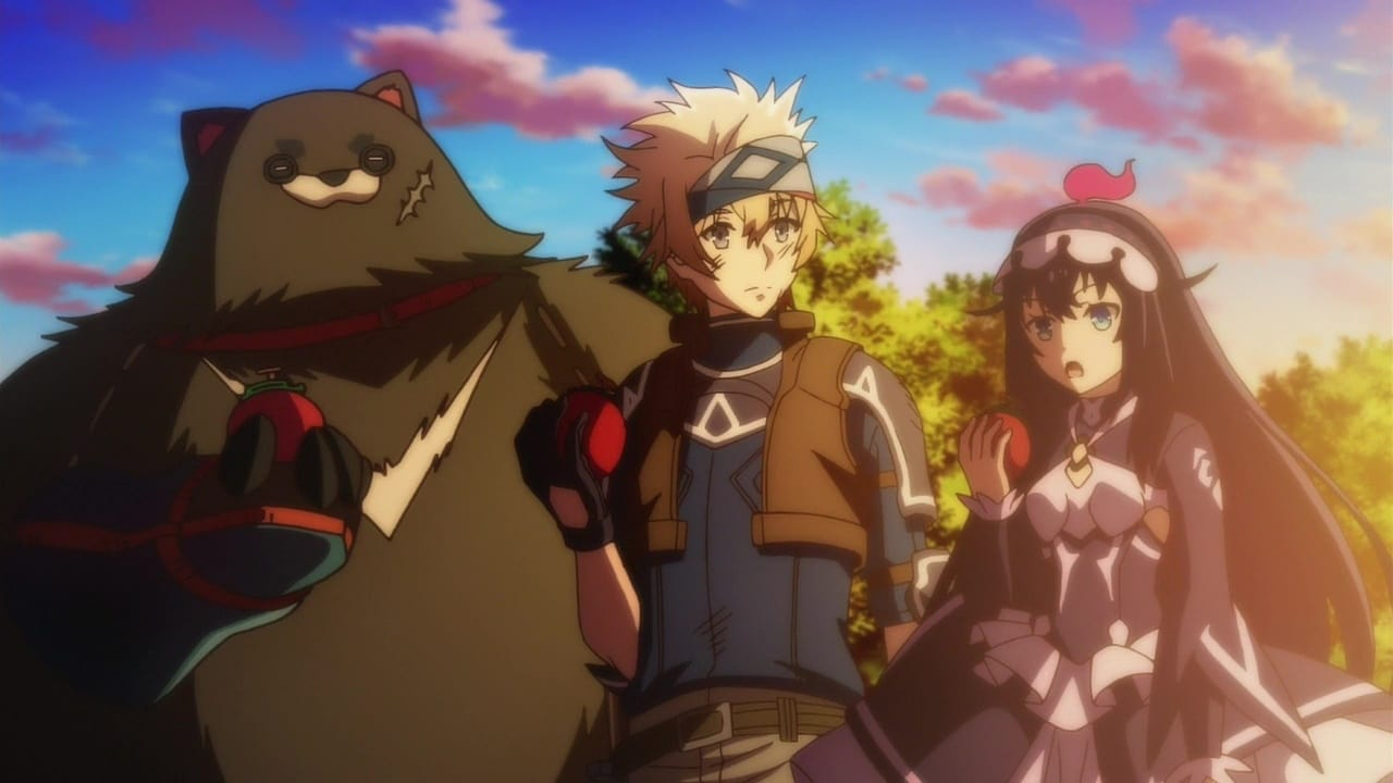 Infinite Dendrogram Season 1 :Episode 1  The Beginning of Possibility